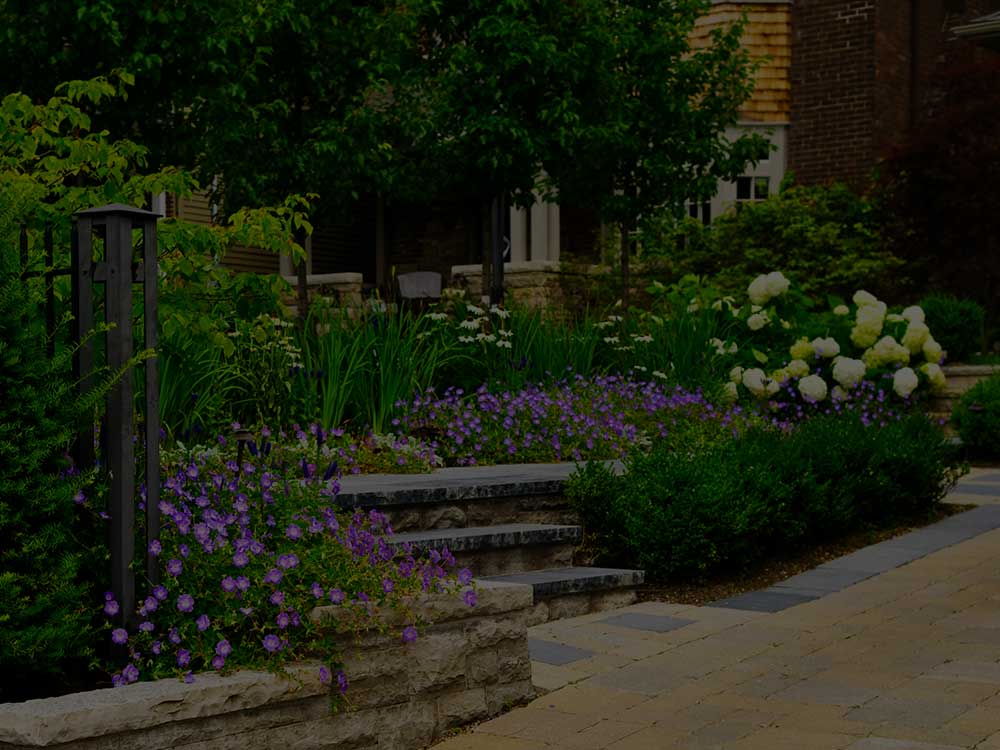 Oklahoma City Commercial Garden Design