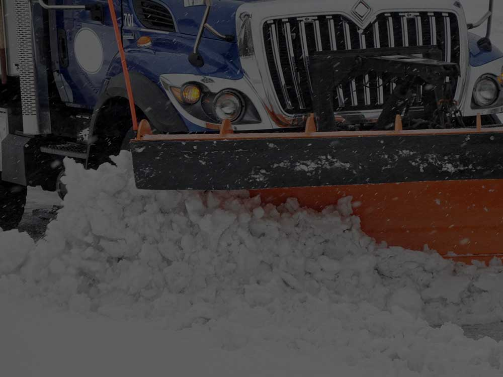 Moore Commercial Snow Removal