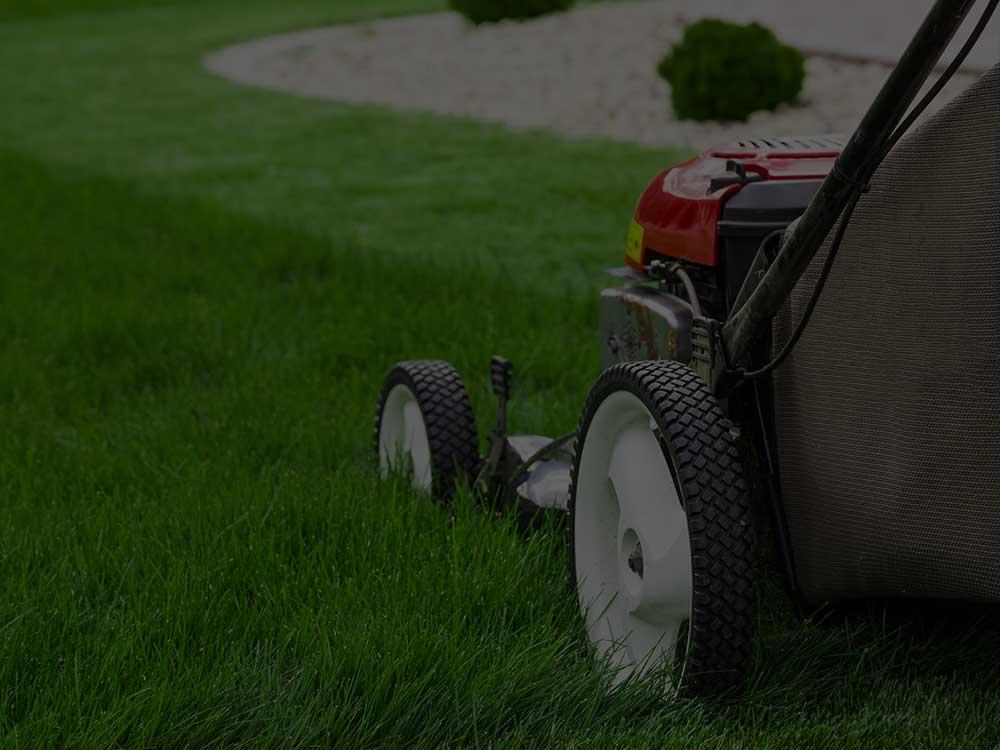 Moore Lawn Mowing