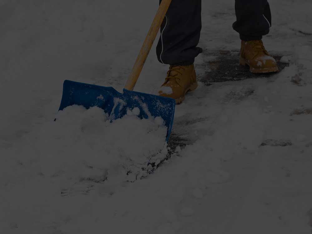 Edmond Residential Snow Removal