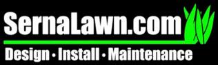 Serna Lawn Logo